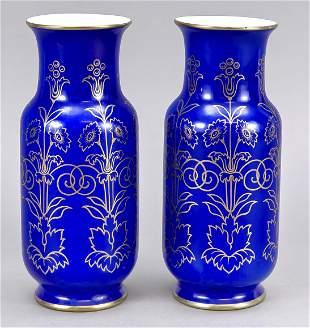 Two vases, Hüttensteinach, Thuringia