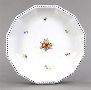 Round bowl, Nymphenburg, mark 1925-7