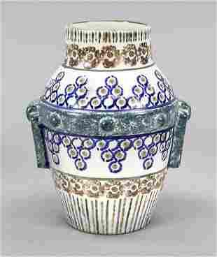 Ceramic vase, Boleslav, 1st half of