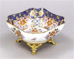Small rectangular bowl, Limoges, Fra