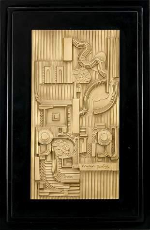 Rectangular relief, Rosenthal, studi