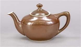 Teapot, Bauscher Weiden, 1st half of