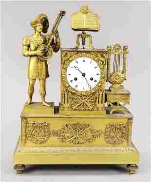 Empire pendulum marked Desai