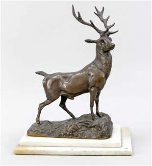Anonymous hunting sculptor c