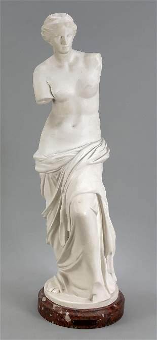 Venus of Milo, copy in plast