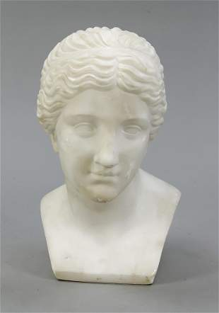 Bust of Aphrodite of Knidos,