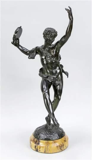 Emile Pfister, sculptor arou