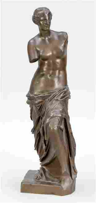 Venus of Milo after antique