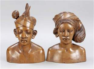 Indonesian sculptor mid-20th