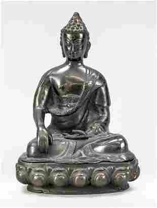 Buddha, China/Tibet, 20th ce