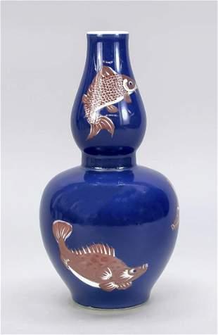 Calabash vase/pumpkin vase,