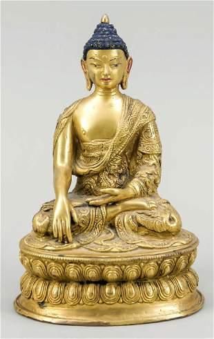 Buddha Shakyamuni, China/Tib