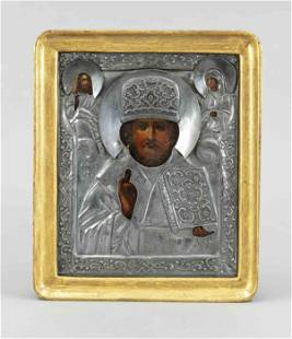 Icon of St. Nicholas, probably