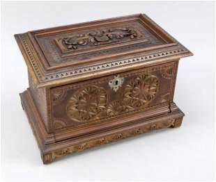 Writing box, 19th/20th century