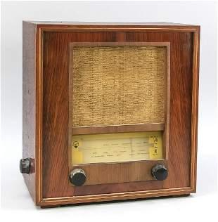 Blaupunkt tube radio, probably