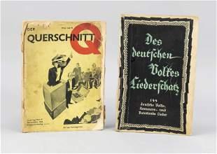 2 books: 1 x Des Deutschen Vol