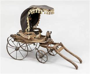 Carriage model, end of 19th c.