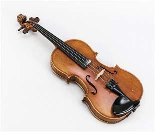 Children's violin, probably Ch