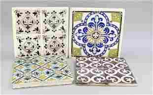 4 tile pictures a 4 tiles, Net