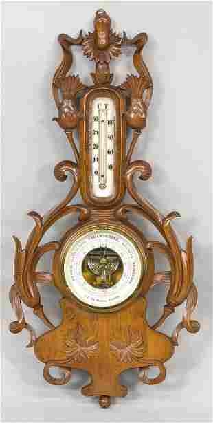 Barometer, 1st half of 20th ce