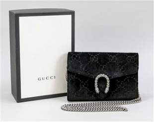Gucci, Dionysus Velvet Mini Ba
