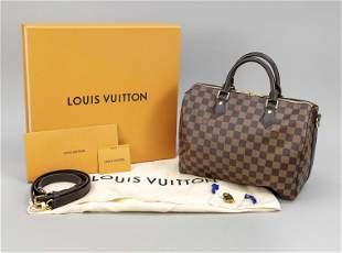 Louis Vuitton, Speedy 30 Damie