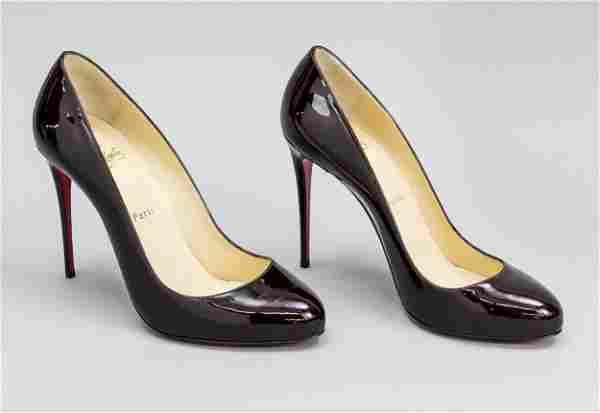 Christian Louboutin, high heel