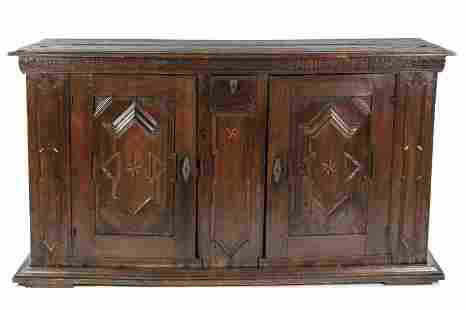 Baroque sideboard, 18th cent