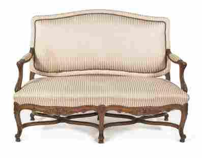 Neo-Rococo sofa circa 1860,
