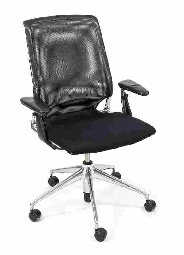 Charles Eames desk chair, 20