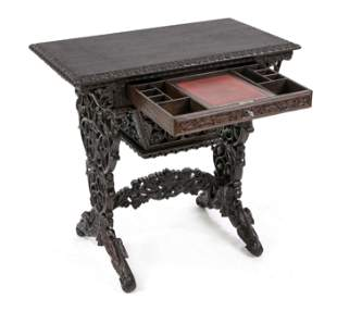 Exceptional handmade table,