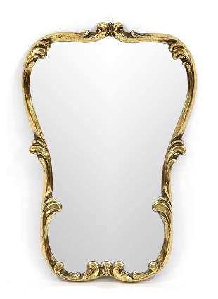 Rococo style wall mirror, 20