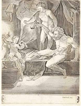 Agostino Veneziano (ca. 1495