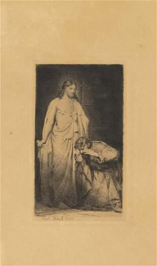 Carl Bloch (1834-1890), impo