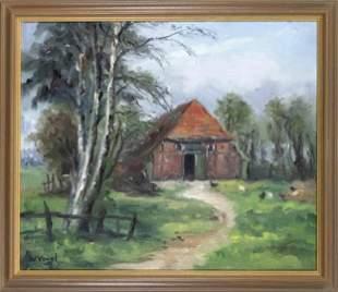 Willy Vogel (1910-1987), Wor