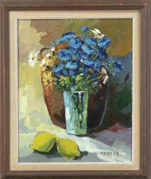 T. Ahlm, Swedish painter 2nd