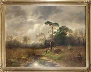 J. Rauch, Munich painter c.
