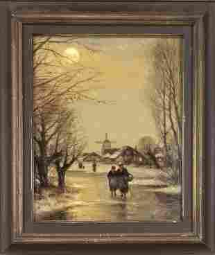 P. v. Luyken, Dutch painter
