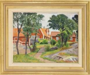 Albert Larsen (1885-1957), V