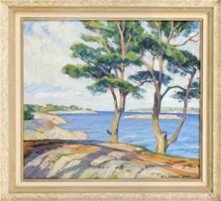 Albert Larsen (1885-1957), s