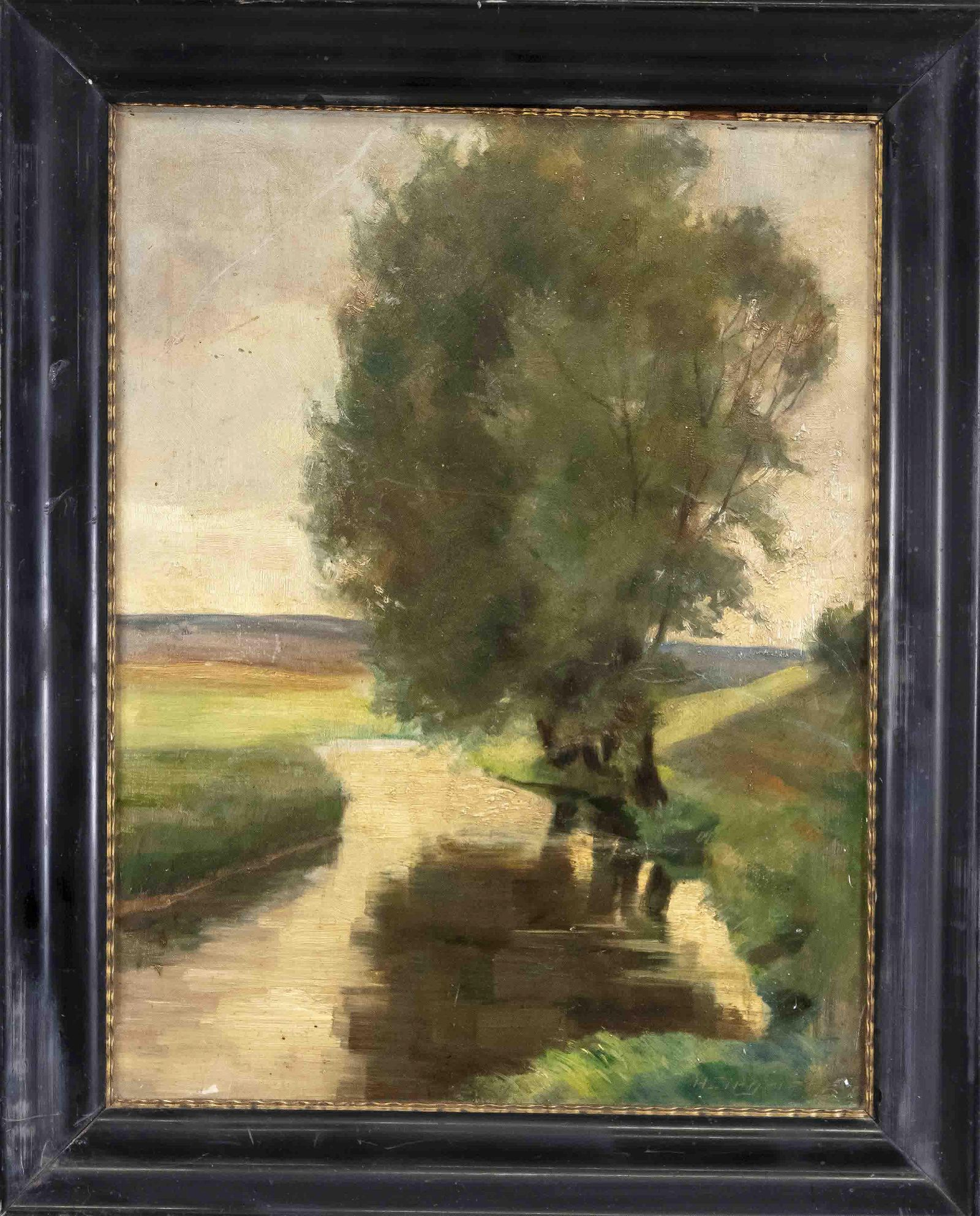 signed Heingrieber, landscap