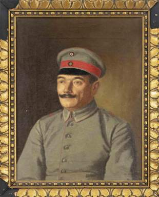 W. Eckert, portrait painter
