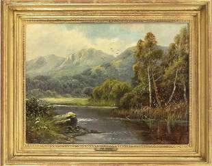 H. K. Forster, British painte