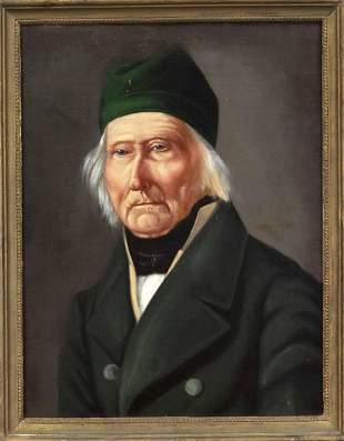 Anonymous portrait painter 1s