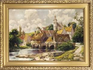 Unidentified painter c. 1920,