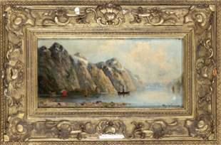M. Wuerz, unidentified painte