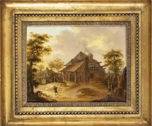 Unidentified Dutch painter of