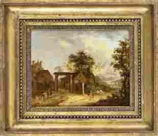 Unidentified, Dutch painter o