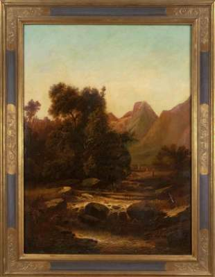 H. Salvatore, Ital. Painter l