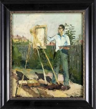 Unidentified painter 1st half